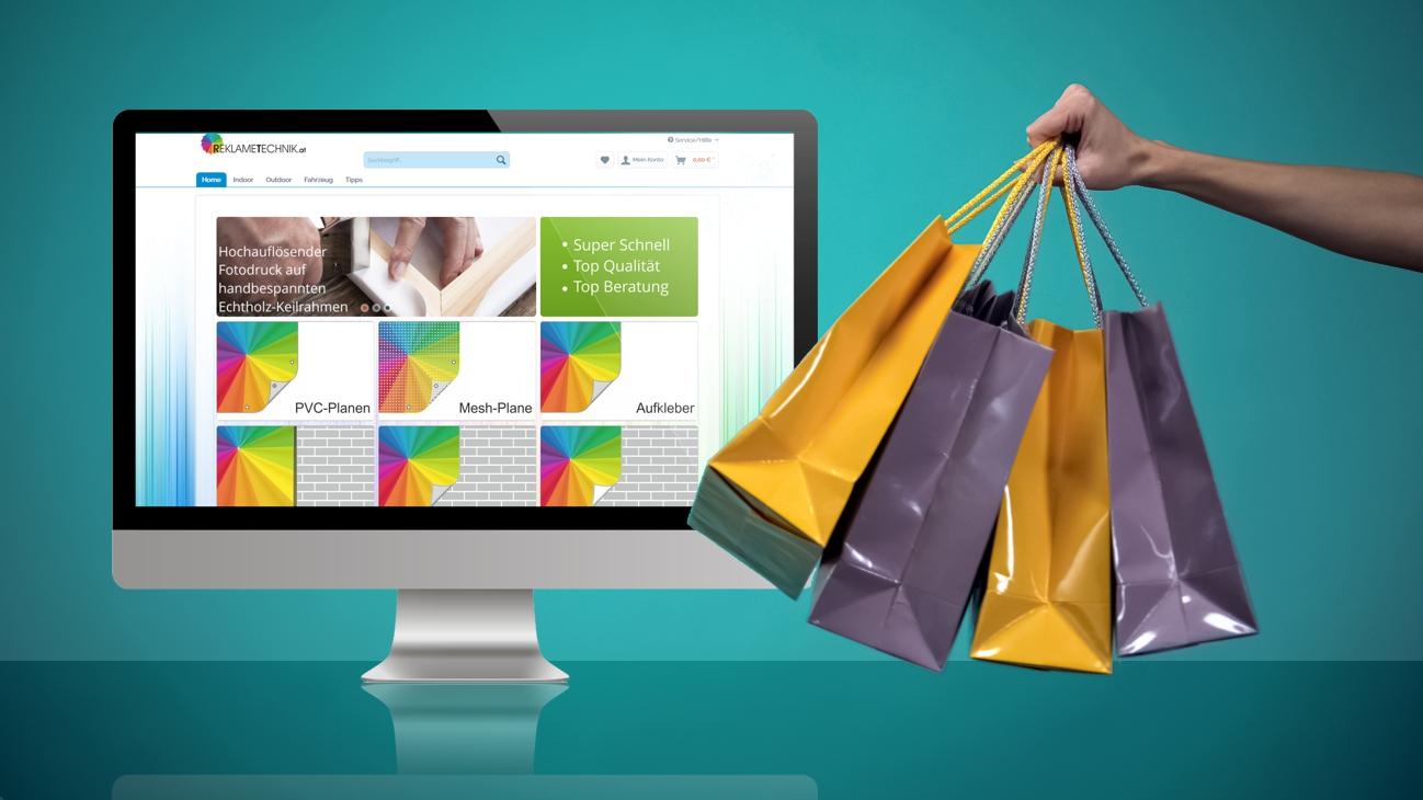Shopware Onlineshoplösung deutsch